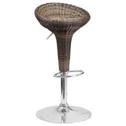 Tropical Bar Stools And Counter Stools by Flash Furniture
