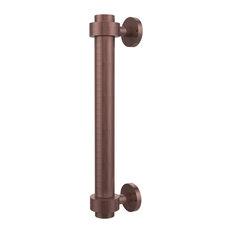 "1"" Door Pull 8"", Antique Copper"
