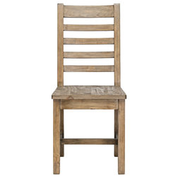 Rustic Dining Chairs by Kosas