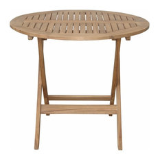"""Chester 32"""" Round Folding Picnic Table"""