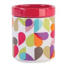 Beau and Elliot Brokenhearted Stackable Storage Jar