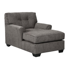 Ashley Furniture Homestore   Alsen Chaise, Granite 7390115   Indoor Chaise Lounge  Chairs