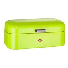 """Grandy"" Bread Box, Lime Green"