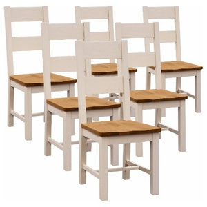 Julia Dining Chairs, Set of 6