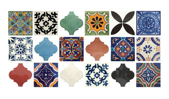 Moroccan Inspired Tiles