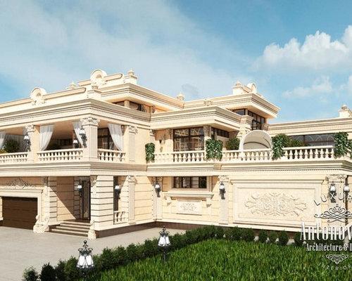 10 Villa & Palace Exterior Designs