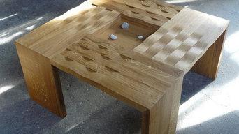 Table basse Ondée