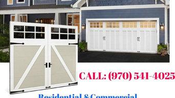 Loveland garage doors