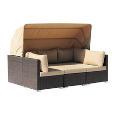 Aurora Sectional To Daybed Combo