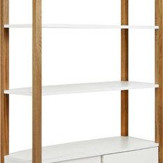 Habitat - Farringdon Bücherregal - Bücherregale