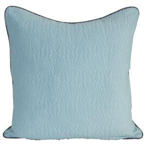 Southall Bedspread, Duck, Cushion 50x50 cm