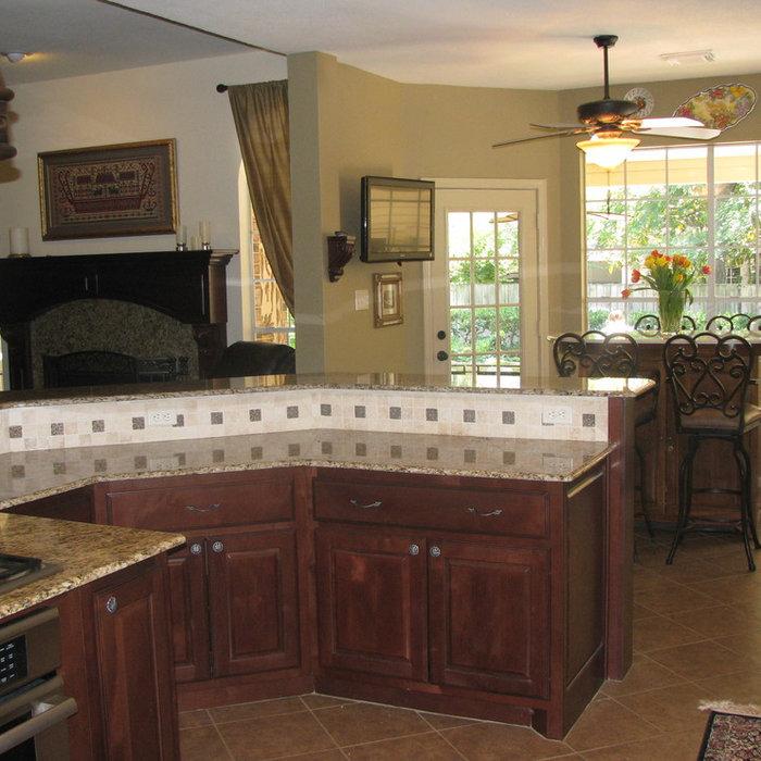 Kitchen, Patio & Study Renovation