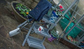Winter Garden Styling