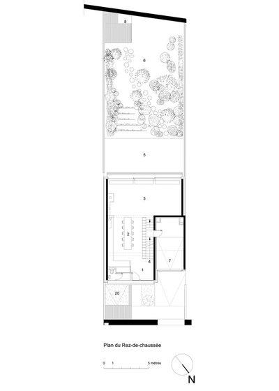 architecture la maison m grand prix du jury archinovo 2018. Black Bedroom Furniture Sets. Home Design Ideas