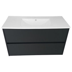 Lovely Modern Bathroom Vanities And Sink Consoles by Concept Design Products