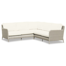 Tropical Outdoor Sofas by Sunset West Outdoor Furniture