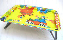 Vintage Circus Tray by South Centric