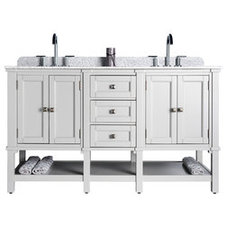 Transitional Bathroom Vanities And Sink Consoles by JSG Oceana