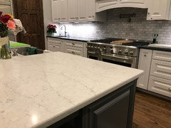 I Have The Silestone Pearl Jasmine On My Island And Love It
