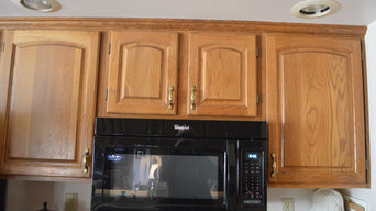 Traditional Kitchen Cabinet Refacing