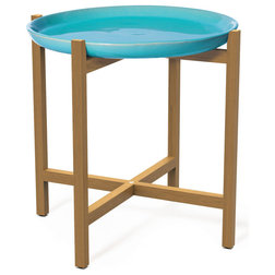 Contemporary Outdoor Side Tables by Seasonal Living Trading LTD