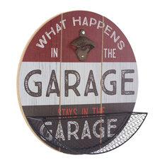 What Happens in the Garage Bottle Opener/Catcher