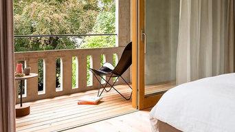 Schlosshotel Schauenstein: Hardoy Butterfly Chairs