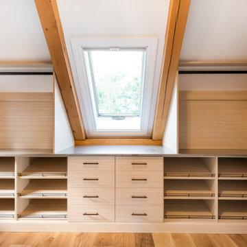 Walk-In Closet Solution - Essex, VT