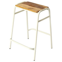 Industrial Bar Stools And Counter Stools by Furniture East Inc.