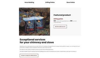 Daizy Sweeps - Web Design