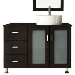 Superb Bathroom Vanities And Sink Consoles by BathGems