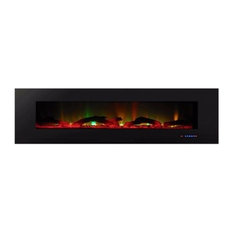 """Touchstone 80019 ValueLine 72 Recessed Electric Fireplace, 72"""""""