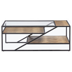 Transitional Coffee Tables by Progressive Furniture