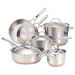 Contemporary Cookware Sets by BIGkitchen