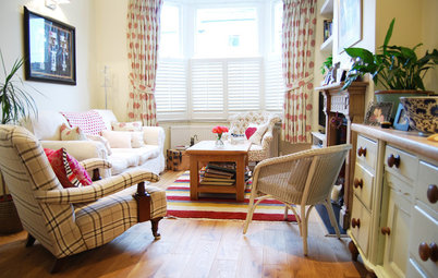 My Houzz: Country Cottage Chic in a London Suburb