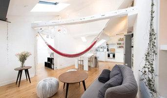 Rénovation appartement 2 niveaux