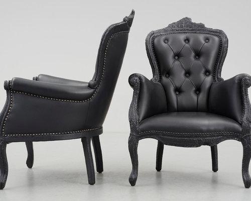 Moooi Smoke Armchair: Smoke Chair By Maarten Baas   Armchairs And Accent  Chairs