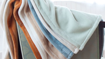 Luster Loft Fleece Throws from American Blanket Company