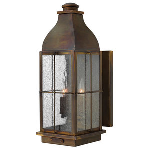 Bingham Outdoor Wall Light, Large