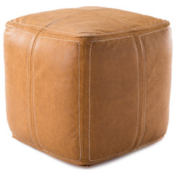 Transitional Floor Pillows And Poufs by Jaipur Living