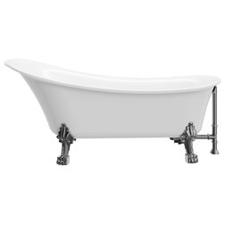 Victorian Bathtubs by A & E Bath and Shower