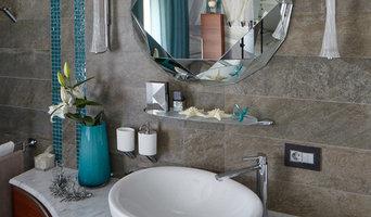 Ванная и санузел в современном стиле.