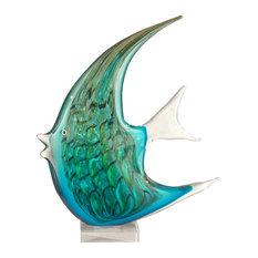 Aqua Fish Figurine