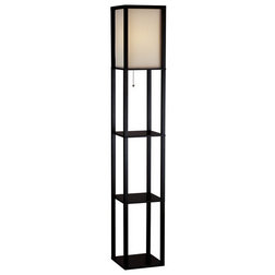 Transitional Floor Lamps by Lighting Front
