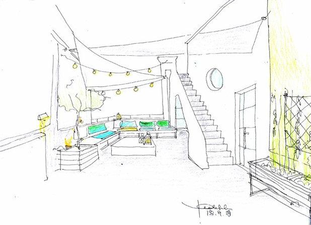 Mediterraneo Prospetto esterno by Paola Sola architetto &interior design
