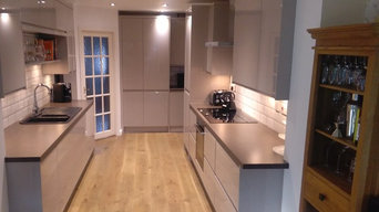 Rear extension and kitchen / dining room