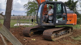 Septic and Footings