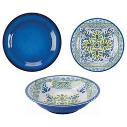 Traditional Dinnerware Sets by American Glassware