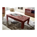 Prisma (red) coffee table