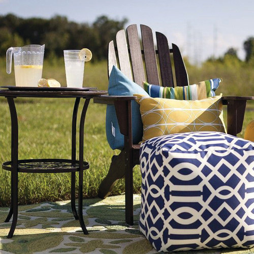 Stylish Outdoor Entertaining Ideas : Outdoor Dining and Outdoor Seating - Outdoor Decor